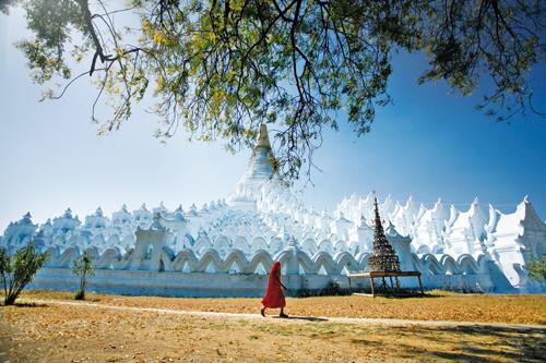 ミャンマー風景